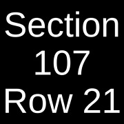 2 Tickets Eric Church 4/1/22 Arena Fort Worth Tx