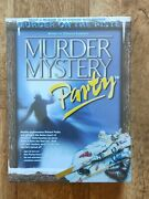 Murder Mystery Party Murder On The Piste Cassette Tape Not Cd 8 Players Game