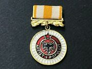 Albania Medal Title Artist, Painter, Sculptor Of The People -1960 R5