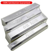 10g-100g Pure Real Fine Silver Ag 9999 Bullion Bar Scrap Material Real Silver
