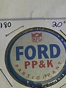 Nfl Ford Puntpass And Kick Button