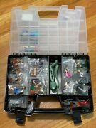 Lego Harry Potter Huge Lot Of 117 Different Minifig Minifigures - Rare