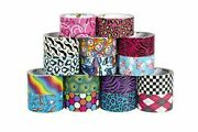 Duck Brand Craft Tape Many Designs - You Pick The Pattern/print