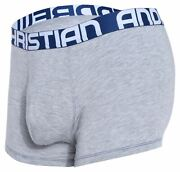 Andrew Christian Almost Naked Bamboo Boxer 92022 Men Underwear Short Trunk Brief