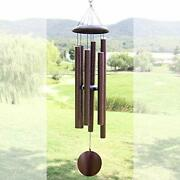 Wind Chimes Outdoor Large Deep Tone45 Inch Large Windchimes Outdoor Tuned Low