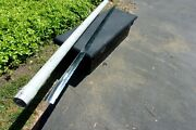 1957 1958 Cadillac Deville 94 In. Coupe Or Convertible Trim Piece