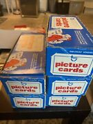 1990 Topps Baseball Vending Boxes 5 Box Lot Searched And Some Cards Removed