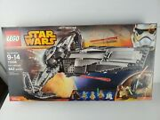 Lego Star Wars 75096 Sith Infiltrator New In Sealed Box Retired