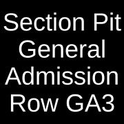 4 Tickets Evanescence And Halestorm 11/20/21 Arena Fort Worth Tx