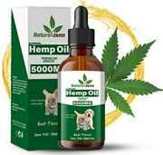 Nature Zenn Organic Hemp Oil For Dogs And Cats 30ml/1oz Beef Flavored