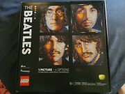Lego Art The Beatles 31198 Collectible Building Kit