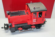 Lgb 21900 Diesel Shunter Duo With Blinkbeleuchtung Gauge G Boxed