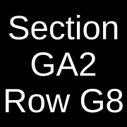 4 Tickets Chvrches And Donna Missal 12/17/21 Hollywood Palladium Los Angeles Ca
