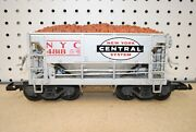 Lgb 41043 Nyc New York Central System Ore Car G-scale