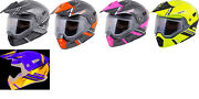 New Scorpion Exo-at950 Cold Weather Helmet W/electric Shield   Motorcycle Helmet