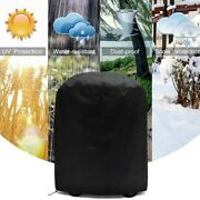 70x96cm Bbq Covers Heavy Duty Waterproof Patio Barbecue Gas Smoker Grill Garden