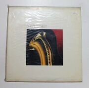 Dreamstreet Keyboards Saxophones And Synthesizers Lp Abi-7205 Us 1986 Sealed 0b