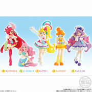 Bandai Tropical-rouge Pretty Cure Cutie Figure 10pack Box Candy Toy