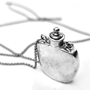 Long Necklace With