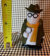 """90s Cvs The Invisible Man 3"""" Windup Monster Toy Works"""
