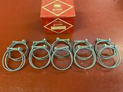 Vintage Murray Double Wire Band Screw Hose Clamp Box 10 218 Fits 1-3/4 Hose