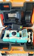 Nikon Dtm 522 Total Station With Case And Charger Tested And Working