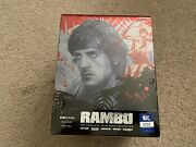 Rambo The Complete Collection4k/blu-ray/digital Steel Book Best Buy -pls Read