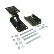 Open Box Hd Spare Tire Wheel Mount Kit Bracket / Carrier For 6 And 8 Lugs 27021