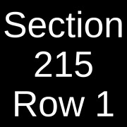 2 Tickets Carolina Panthers @ New York Giants 10/24/21 East Rutherford Nj