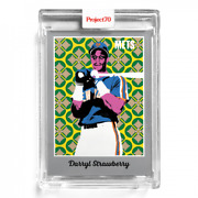 Topps Project 70andreg Card 219 - 1970 Darryl Strawberry By Ron English In-hand