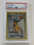 1996-97 Topps Finest Kobe Bryant Rc Rookie Gold Heirs 269 Psa 5