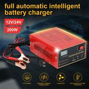 12v/24v Maintenance-free Battery Charger 10a 140w Output For Electric Car Truck