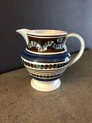 Decorative Hand Painted Pitcher