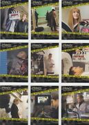 Fringe Season 3 And 4 Rare Behind The Scenes 9 Card Chase Set D-01 - D-09
