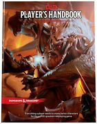 Wizards Of The Coast-dungeons And Dragons - 5th Edition Play Uk Import Bookh New