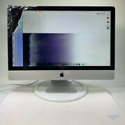 Apple 27 Imac 2017 3.8 Ghz I5 Mned2ll/a + Display Dmg Sold As Is