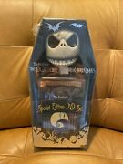 The Nightmare Before Christmas Special Edition Dvd Set W/ Night Light-sealed