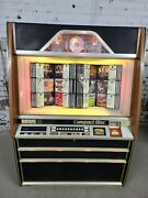 Rowe Ami Cd 100-a Jukebox Coin Operated Includes Cd's Great For Parties