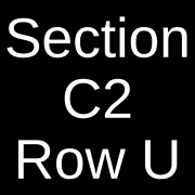 4 Tickets Matchbox Twenty And The Wallflowers 6/10/22 Sioux Falls, Sd