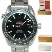 Papers Omega Seamaster Planet Ocean Pro 600m 42mm 232.32.42.21.01.003 Watch