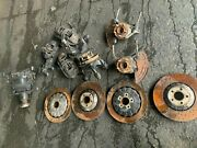Ford Mustang Shelby Gt350 Brakes Big Brembo Calipers Knuckles Rotors Diff 3.73