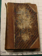 Orig. Vintage Book Charles Dickens Christmas 1855-57 And More Bound Together