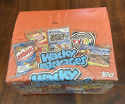 2012 Wacky Packages Series 9 Factory Sealed Box - See Pictures