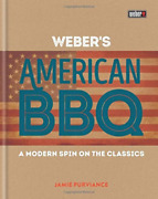 Weber`s American Barbecue Uk Import Bookh New