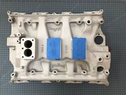Edelbrock F380 Tri Power Intake For A Ford Fe