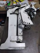 Johnson Evinrude Outboard 4.5 Hp Exhaust Swivel Bracket Transom All Moves