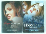 Lot Of 2 Vampire Academy Series Pb Books 1 And 2 Frostbite, Richelle Mead