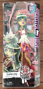 Monster High Ghouls Getaway Jinafire Long Gold Chinese Dragon Doll New 1l