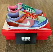 Nike Dunk Low Sunset Pulse Womenand039s Sizing Dn0855-600 Confirmed 100 Authentic