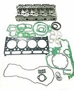 For Bobcat 763 Cylinder Head Complete With Full Gasket Set Fits 753 773 S175